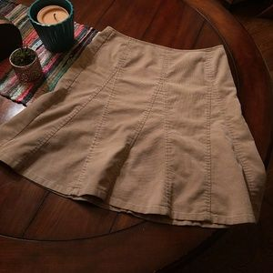 GAP Corduroy Skirt
